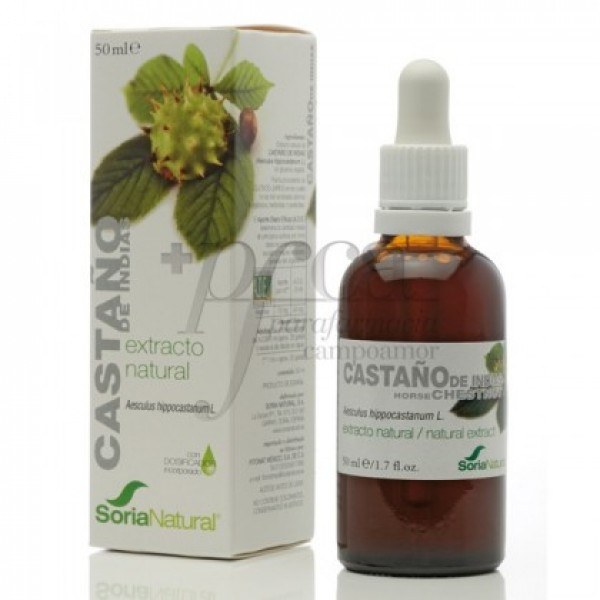 EXTRACTO NATURAL DE CASTAÑO DE INDIAS 50ML