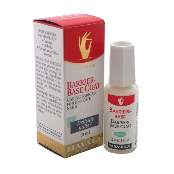 Mavala nail base barrera 10ml