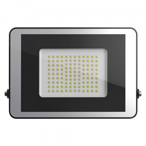Proyector led luxe negro   50w.fria