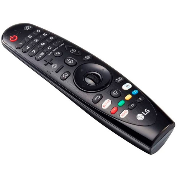 Lg an-mr19ba mando a distancia magic remote compatible smart tv de 2017 2018 2019