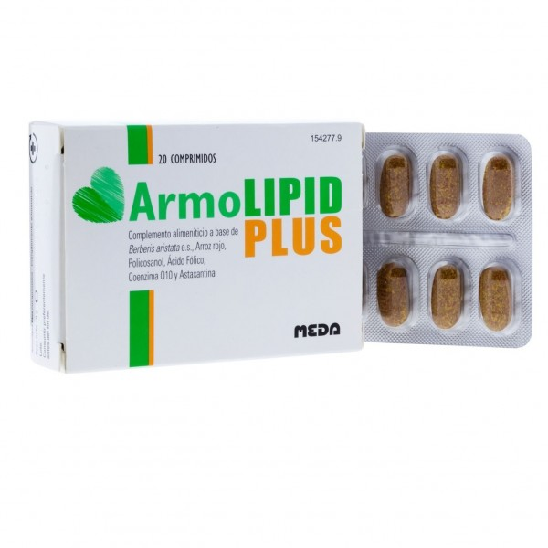 ARMOLIPID PLUS 20 COMPS